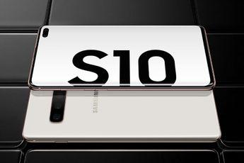 Samsung Galaxy S10-serie: uitrol Android 11 van start