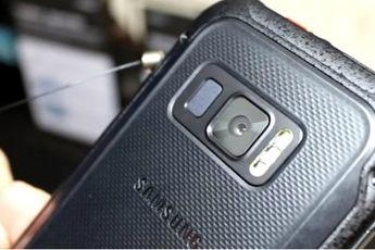 Dit is Samsungs 'rugged Galaxy S9' voor professioneel gebruik
