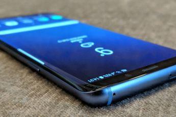 Samsung Galaxy S9 Polaris Blue nu beschikbaar