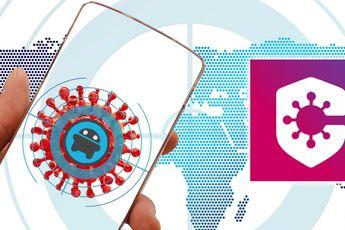 CoronaMelder werkt nu ook samen met corona-apps uit andere Europese landen