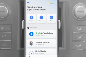 Google Assistent Driving Mode vervangt losse Android Auto-app, dit kan je verwachten