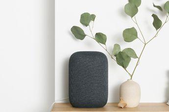 Aanbieding: twee Google Nest Audio's voor maar 129 euro