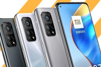 Xiaomi Mi 10T en Mi 10T Pro onthuld: 144 Hz-schermen en 5.000 mAh-accu