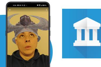 Ervaar kunst nu met augmented reality in Google Arts Culture