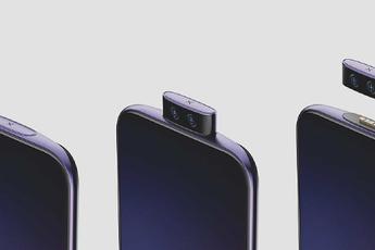 Vivo-concepttelefoon heeft afneembare cameramodule met stembediening