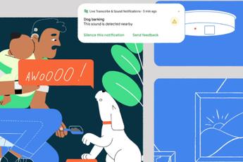 Zo waarschuwt Android doven en slechthorenden voor belangrijke geluiden