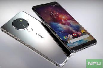 Komt dat langverwachte Nokia-toptoestel dan toch in november?
