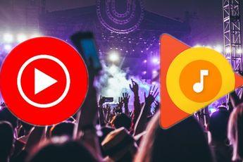 Laatste waarschuwing: je muziek uit Play Music verdwijnt op 24 februari