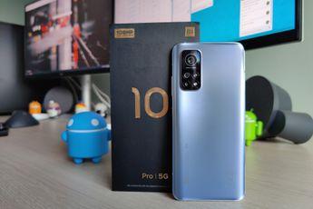 Xiaomi Mi 10T Pro review: dit zijn de plus- en minpunten