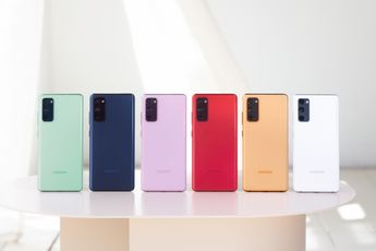 Samsung Galaxy S20 FE krijgt Android 11 nu in Nederland