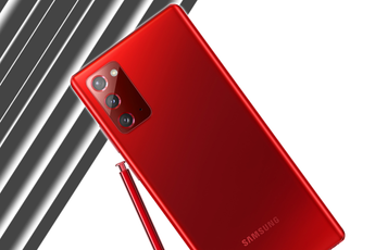Samsung Galaxy Note 20 en Z Flip 5G komen in Mystic Red en White