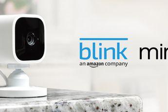 Amazon Blink Mini beveiligingscamera: unboxing en eerste indrukken