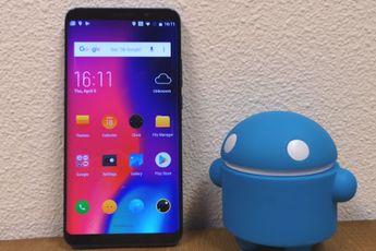 Review Elephone U Pro, knap toestel dat erg Europees aandoet