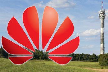 """Huawei bevestigt: """"wij leveren in Nederland geen 5G-kernapparatuur"""""""