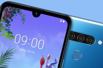 LG Q60 Review: voordelige telefoon met groothoeklens