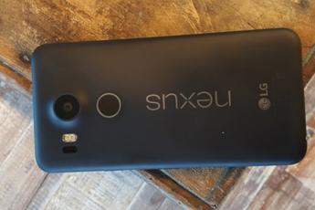 Review Nexus 5X: waardige opvolger is nog niet perfect
