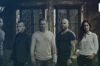 Bekijk de nieuwe Prison Break met KPN Play #adv