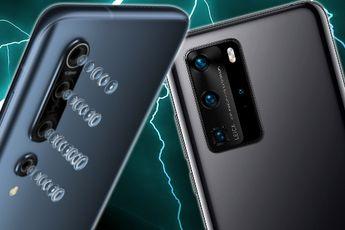 Cameratest: Xiaomi Mi 10 Pro versus Huawei P40 Pro, welke wint?