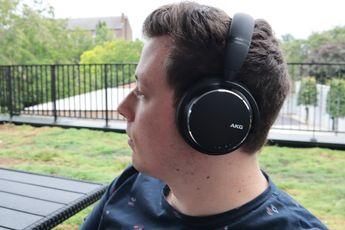 AKG Y600 Wireless-koptelefoon: dit zijn de plus- en minpunten