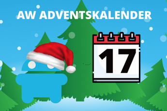 AW Adventskalender dag 17: win de Sony WH-1000XM3