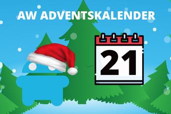 AW Adventskalender dag 21: win de Mystery Box!