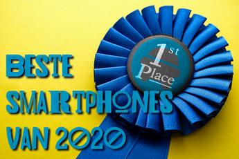 Dit zijn de beste smartphones van 2020 volgens Androidworld(lezers)