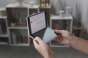 'Microsoft Surface Duo 2-prototype gelekt, verschijnt dit najaar'