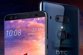 HTC U11 (Plus) en HTC U12 (Plus) ontvangen vanaf deze maand Android Pie
