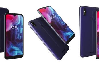 ARCHOS Oxygen: nieuwe budgetsmartphones met notch (in de bovenhoek)