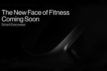 'OnePlus Band-fitnesstracker verschijnt op 11 januari'