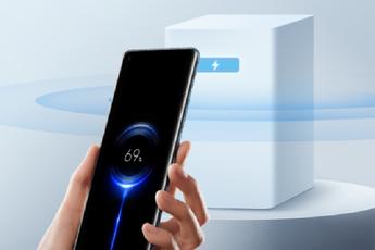 Xiaomi overweegt om telefoons op te laden dankzij geluid