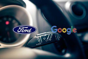 Android wordt het besturingssysteem in nieuwe Ford-auto's