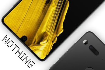 'Nothing' van Carl Pei koopt failliete smartphonemaker Essential