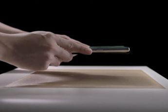 OPPO demonstreert op afstand draadloos laden van OPPO X 2021 in video