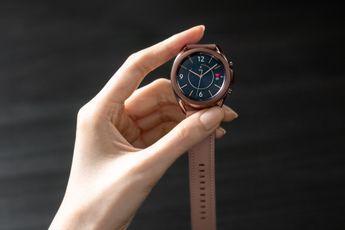 Samsung Galaxy Watch 4: apps en Wear OS 3 te zien in teaservideo