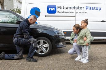 Flitsmeister Pitstop officieel: bandenwissel op locatie