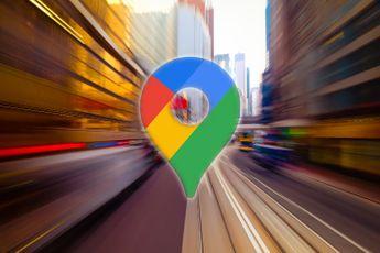 Google Maps krijgt 4 nieuwe functies, dit zijn ze allemaal