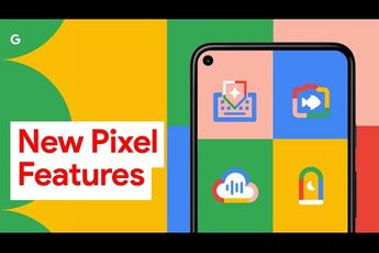 Pixel Feature Drops: dit zijn de 5 slimme en exclusieve functies voor Pixeltelefoons