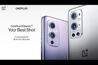 OnePlus 9-lancering: volg het hier live vanaf 15:00 uur
