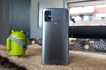 Motorola Moto G30 review: zware budgettelefoon met geweldige accu