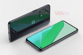 'OnePlus Nord N10 5G-opvolger onderweg, dit is zijn uiterlijk'