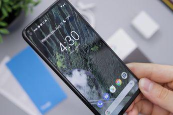 Pixel 5 wordt niet meer gemaakt: hier koop je 'm nog in Nederland