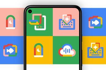 Google Pixel 4a 5G en Pixel 5 maken nu ook gebruik van 5G via Android 12 Beta 1