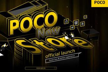 Poco heeft nu eigen webshop in Nederland