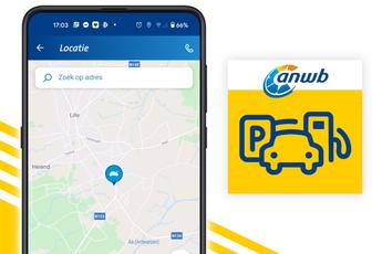 ANWB Onderweg kan nu bij pech je locatie delen met wegenwacht