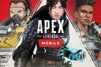 Topgame Apex Legends nu aangekondigd voor Android en iOS
