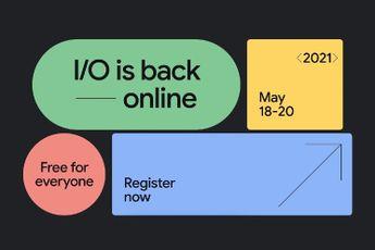 Google I/O 2021: deze 4 belangrijke aankondigingen verwachten we