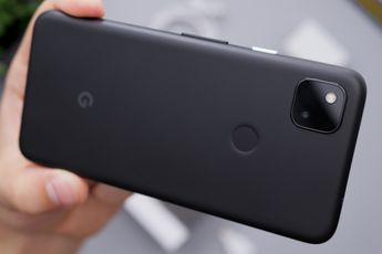 Google Pixel 5a (5G) komt definitief niet naar Europa
