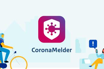 CoronaMelder-app laat je nu zelf besmetting doorgeven