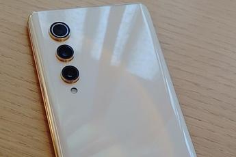 'LG verkoopt geschrapte Rollable en Velvet-telefoon met korting'